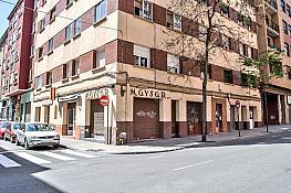Fachada - Local comercial en alquiler en calle Rodrigo Rebolledo, Las Fuentes – La Cartuja en Zaragoza - 350168909