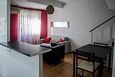 Salón - Dúplex en venta en calle Compromiso de Caspe, Las Fuentes – La Cartuja en Zaragoza - 163751316