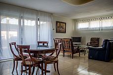 Salón - Casa adosada en venta en calle San Jorge, Pinseque - 163751968