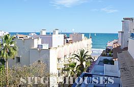 Vistas - Ático en venta en calle Joan Maragall, San Sebastian en Sitges - 298608071