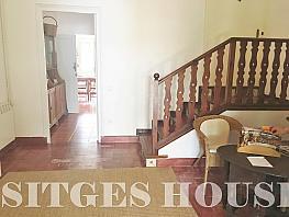 Pasillo - Piso en alquiler en calle Soler Cartró, Vinyet en Sitges - 346054132