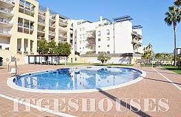 Piscina - Bajo en venta en calle Josep Irla, Can pei en Sitges - 377418057
