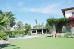 Jardín - Casa en venta en calle Josep Carbonell I Gener, Terramar en Sitges - 117864105