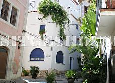 Casas Sitges, Centre poble