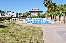Piscina - Casa adosada en alquiler en calle Moret, Llevantina en Sitges - 177356691