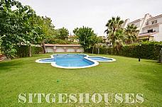 Zonas comunes - Casa adosada en venta en calle Santiago Rusiñol, Vallpineda en Sitges - 207809502