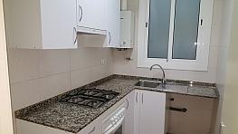 Cocina - Piso en alquiler en calle Unió, Eixample Tarragona en Tarragona - 333464014