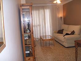 Salón - Piso en alquiler en calle Tulipán, La Granja-La Colina-Los Pastores en Algeciras - 311647920