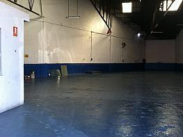 Vistas - Nave industrial en alquiler en calle Pisuerga, Nueva Balastera-Sector 8 en Palencia - 363028563