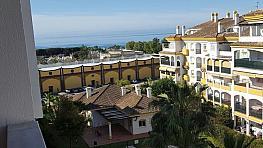 Vistas - Ático-dúplex en alquiler en calle Conde Rudi, Milla de Oro en Marbella - 347101709