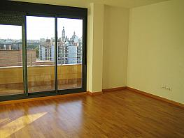 Comedor - Ático en alquiler en calle Valle de Zuriza, Arrabal en Zaragoza - 379483169