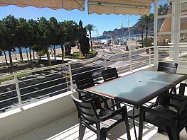 Terraza - Piso en alquiler en calle San Pere, Altea - 334777789