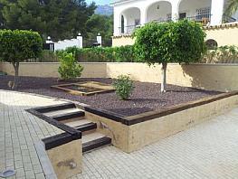 Jardín - Bungalow en alquiler en carretera De Callosa, Altea - 336228986