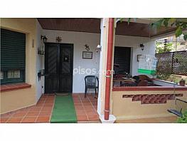 Fachada - Casa en alquiler en calle Llobet, La Floresta en Sant Cugat del Vallès - 320689684