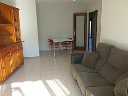 Comedor - Piso en alquiler en calle Mar, Sant Pere Pescador - 323490298