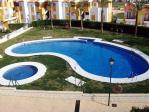 Piscina - Apartamento en alquiler en calle Cañada Julian, Vera Playa en Vera - 113102707