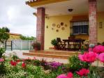 Fachada - Chalet en alquiler en carretera Nacional Cadiz Malaga Conil, Conil de la Frontera - 116733455