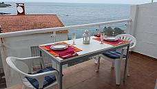 Terraza - Apartamento en alquiler de temporada en calle Cadaques, Llançà - 181421343