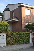 Fachada - Casa pareada en alquiler en calle Gaudi, Zona Universidad en Villanueva de la Cañada - 201925179