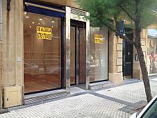 Locales en alquiler San Sebastián-Donostia, Centro