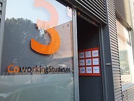 Porche - Oficina en alquiler en travesía José Arcones Gil, Ciudad lineal en Madrid - 317179944