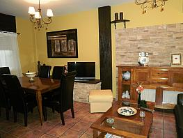 Salón - Casa adosada en alquiler en calle Caldereros, Miguelturra - 351510679