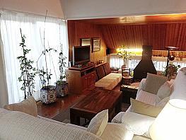 Salón - Casa en alquiler en rambla Jardin, Mira-sol en Sant Cugat del Vallès - 325261822