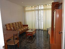 Comedor - Apartamento en alquiler en calle Valls, Capellans o acantilados en Salou - 374815927