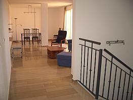 Salón - Ático-dúplex en alquiler en plaza Clara Campoamor, Burjassot - 394766928
