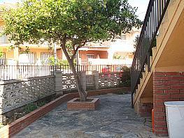 Jardín - Bajo en alquiler en calle Antoni Gaudi, Les peces en Albinyana - 277639126