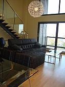 Comedor - Loft en alquiler en calle De Las Jacarandas, Burjassot - 229185100