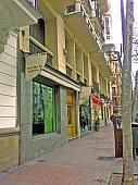 Commercial premises for rent Madrid, Goya