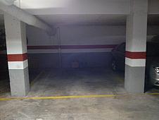 Garajes en alquiler Valencia, Campanar