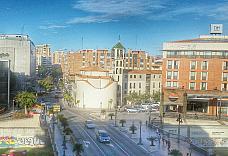 Vistas - Oficina en alquiler en calle Prim, Centro histórico en Málaga - 218420014