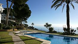 Piscina - Apartamento en venta en urbanización Cap Negret, Altea - 381551656