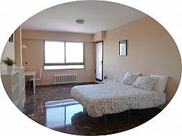 Dormitorio - Piso a compartir en calle Madrid, Mercado San Valero en Zaragoza - 341603025