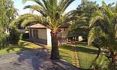Fachada - Chalet en alquiler de temporada en calle Del Camping, La Barrosa en Chiclana de la Frontera - 128131256