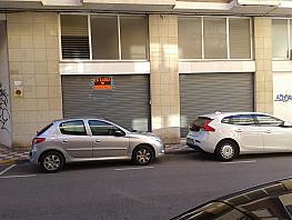 Fachada - Local comercial en alquiler en calle Barcelona, Pineda de Mar Pueblo en Pineda de Mar - 379289116