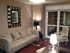Salón - Apartamento en alquiler en calle Avebuda Barcelona, Santiago de Compostela - 162772314