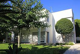 Porche - Chalet en alquiler en calle Lleo Menor, Urbanitzacions Llevant en Tarragona - 363124689