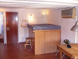 Dormitorio - Apartamento en alquiler en plaza Cabrits, Part Alta en Tarragona - 331823861