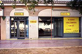 Fachada - Local comercial en alquiler en calle Orihuela, Centro en Torrevieja - 321206350