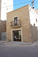 Fachada - Apartamento en alquiler en plaza Plaça de L'església, Sant Pere Pescador - 326649177