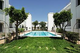 Piscina - Apartamento en alquiler en calle Roquetas, Balanegra - 314202199