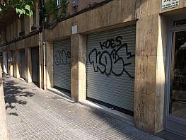 Fachada - Local comercial en alquiler en calle Pubilla Casas, Can vidalet en Esplugues de Llobregat - 327215578