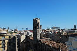Terraza - Ático en alquiler en plaza Ramon Berenguer, El Gótic en Barcelona - 336237518