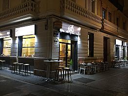 Fachada - Restaurante en traspaso en calle Roteros, El Carme en Valencia - 337167382