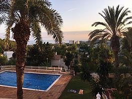Vistas - Apartamento en alquiler en paseo Pujades, Vallpineda en Sitges - 350445497