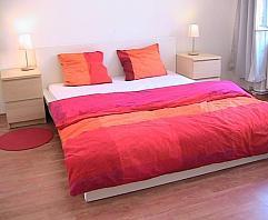 Dormitorio - Estudio en alquiler en calle Travessera de Les Corts, Les corts en Barcelona - 295677534