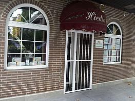 Fachada - Local comercial en alquiler en calle De Viñuelas, Tres Cantos - 344845397